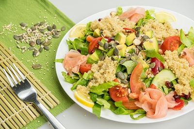 Salata energizanta – raw