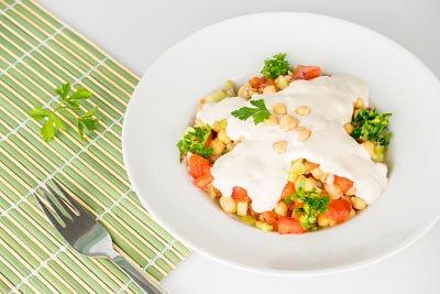Salata proteica – raw