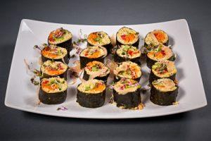 Sushi cu bulgur si legume catering - raw