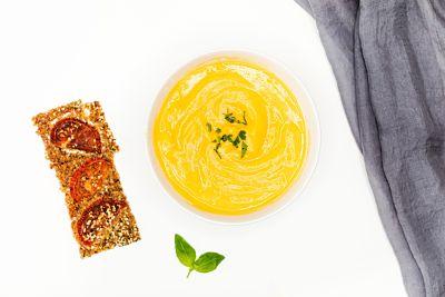 Supă cremă de conopidă – vegan (4)_opt